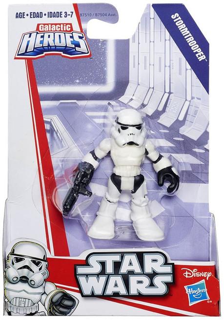 Star Wars Galactic Heroes Stormtrooper Mini Figure