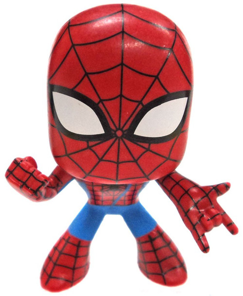 Funko Series 1 Classic Spider-Man 1/6 Mystery Minifigure [Loose]