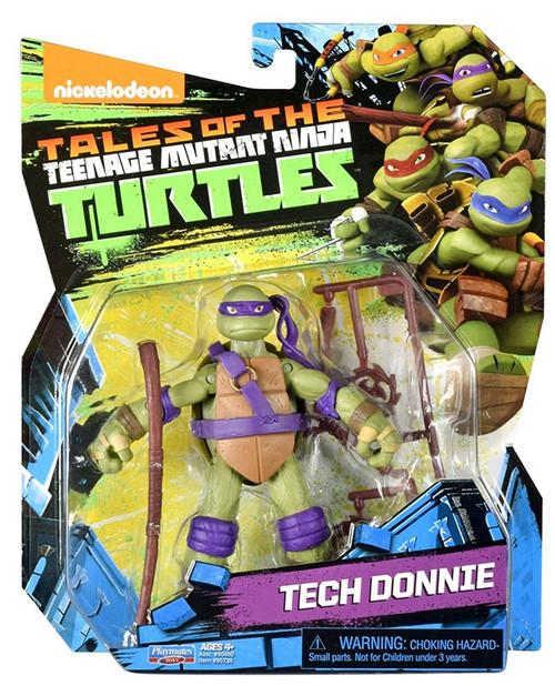 Teenage Mutant Ninja Turtles Tales of the TMNT Tech Donnie Action Figure