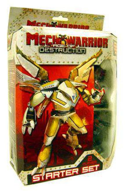 MechWarrior HeroClix Age of Destruction Starter Set [Damaged Package]