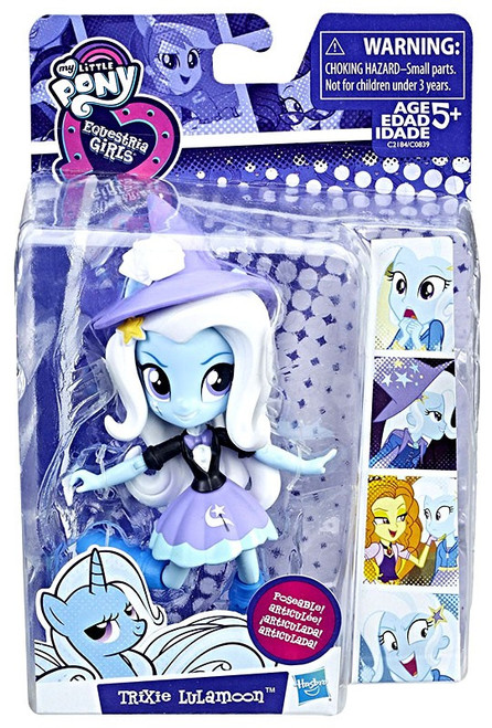 My Little Pony Equestria Girls Mall Collection Trixie Lulamoon 5'' Doll