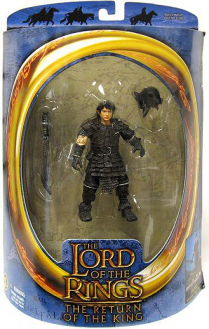 The Lord of the Rings The Return of the King Frodo Baggins Action Figure [Goblin Armor]