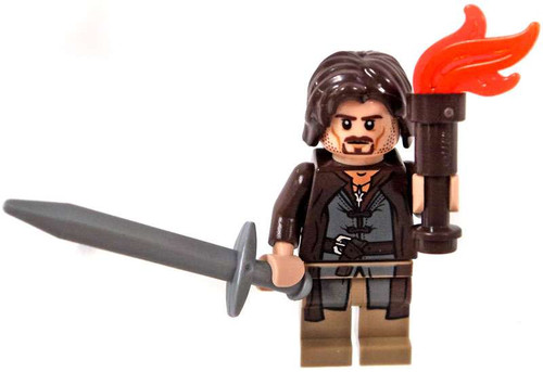 LEGO Lord of the Rings Aragorn Minifigure [Loose]