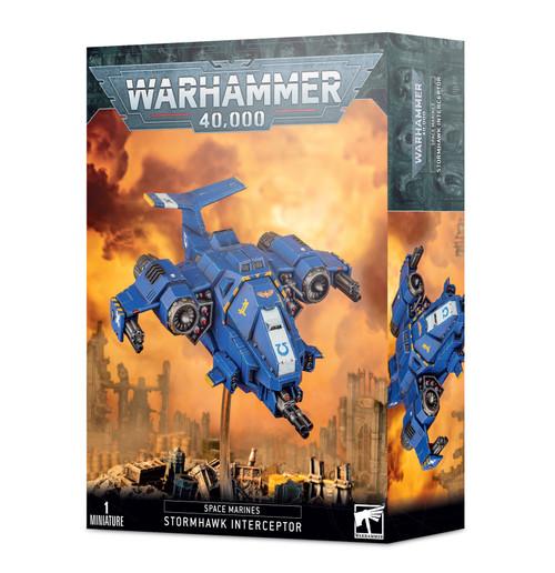 Warhammer 40,000 Space Marines Stormhawk Interceptor