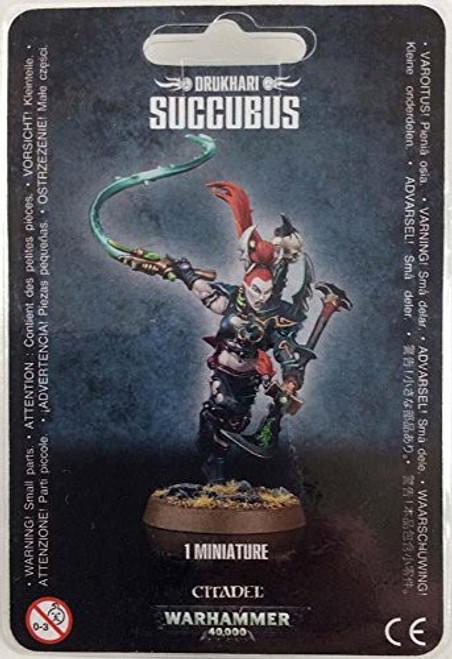 Warhammer 40,000 Dark Eldar Succubus
