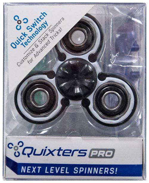 Quixters White Pro Spinner [Black Outside]