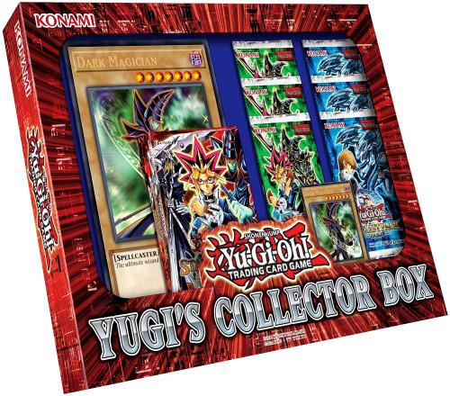 YuGiOh Yugi's Collector Box Collector Set