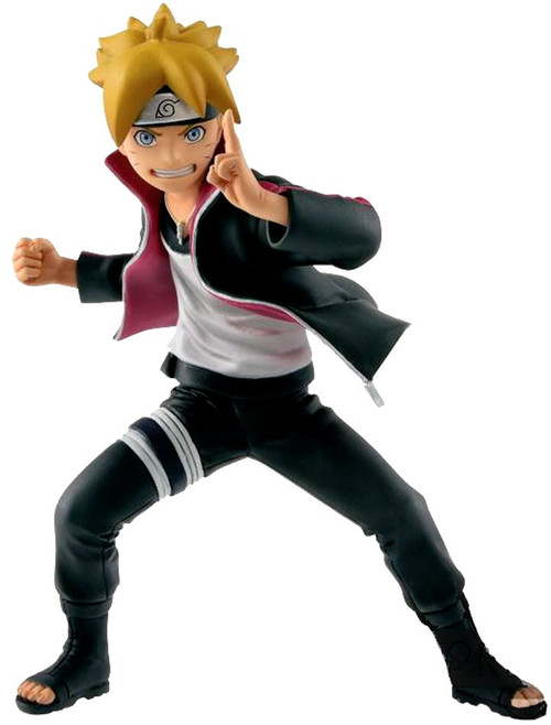 Boruto: Naruto Next Generation Boruto Uzumaki 4.7-Inch PVC Figure [Fighting Stance]