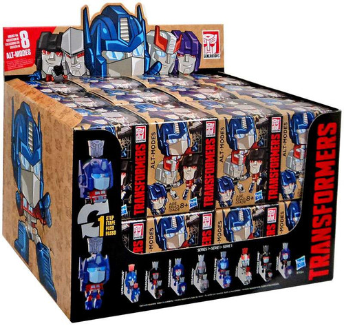 Transformers Generations Alt-Modes Series 1 Mystery Box [24 Packs]