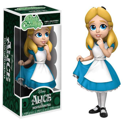 Funko Disney Alice in Wonderland Rock Candy Alice Vinyl Figure