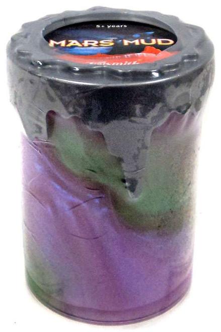 Mars Mud Purple & Green Slime