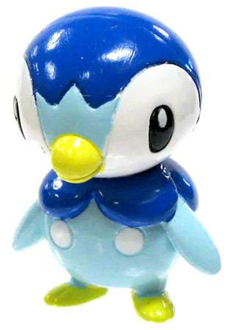 Pokemon Diamond & Pearl Japanese Piplup PVC Figure MC-131 [Loose]