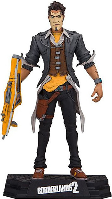 McFarlane Toys Borderlands Color Tops Handsome Jack Action Figure [Comes with ULC Code]