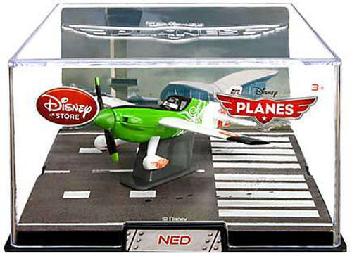 Disney Planes Ned Exclusive Diecast Vehicle [Damaged Package]
