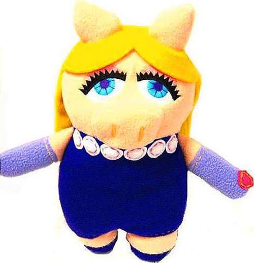 Disney Pook-a-Looz Miss Piggy Plush Doll