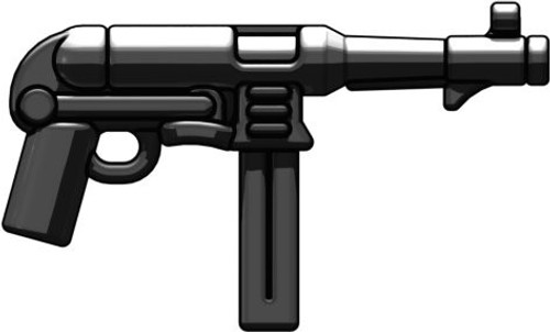 BrickArms MP40 V3 2.5-Inch [Black]
