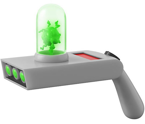 Funko Rick & Morty Portal Gun Roleplay Toy
