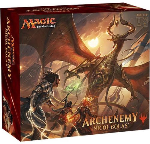 MtG Trading Card Game Archenemy Nicol Bolas Theme Decks [Comes with 4 Decks!]