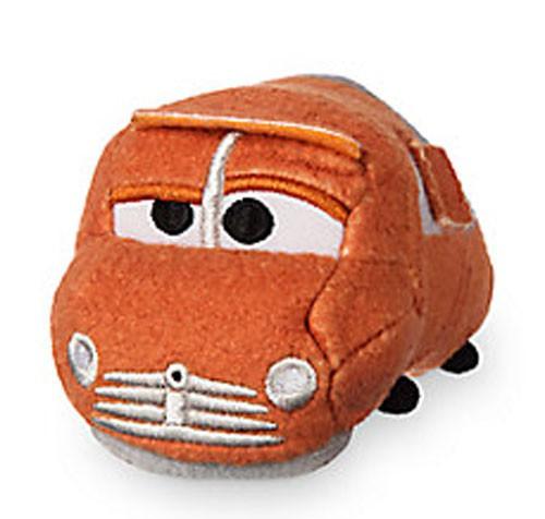 Disney Cars 3 Tsum Tsum Smokey 3.5-Inch Micro Plush