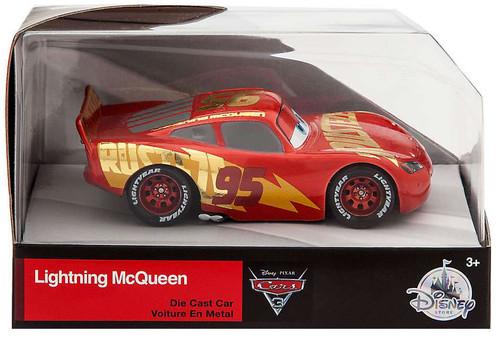 Disney / Pixar Cars Lightning McQueen Cars 3 Edition Exclusive Diecast Car