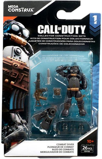 Call of Duty Specialists Series 1 Combat Diver Mini Figure