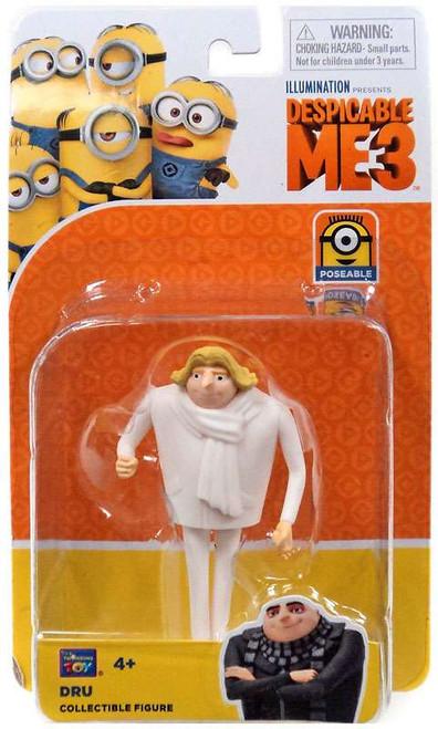 Despicable Me 3 Dru Action Figure