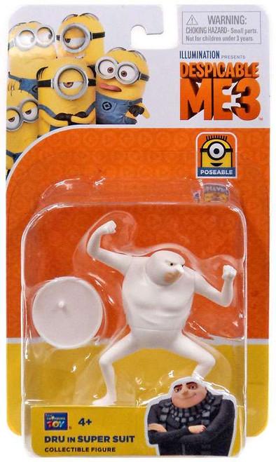 Despicable Me 3 Dru in Super Suit Action Figure