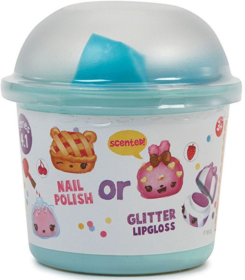 Num Noms Series 4.1 Nail Polish OR Lipgloss Mystery Pack