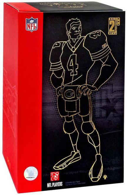 NFL Green Bay Packers All Star Vinyl Brett Favre Vinyl Figure [Black & Gold]