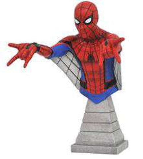 Marvel Spider-Man: Homecoming Spider-Man Homecoming 6-Inch Bust [Web Glider]