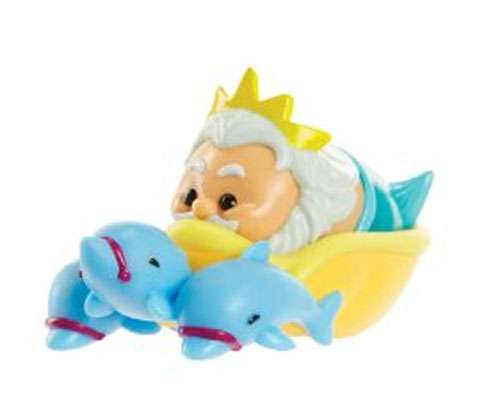 Disney The Little Mermaid Tsum Tsum Series 5 King Triton Mystery Stack Pack [Loose]