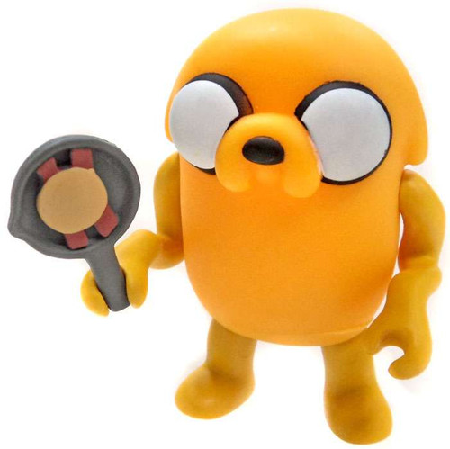 Cartoon Network Adventure Time Series 2 Jake the Dog with Bacon and Eggs 1/18 Vinyl Mini Figure [Loose]