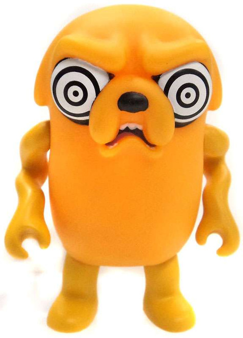 Cartoon Network Adventure Time Series 2 Jake the Dog with Hyponitized Eyes 1/36 Vinyl Mini Figure [Loose]