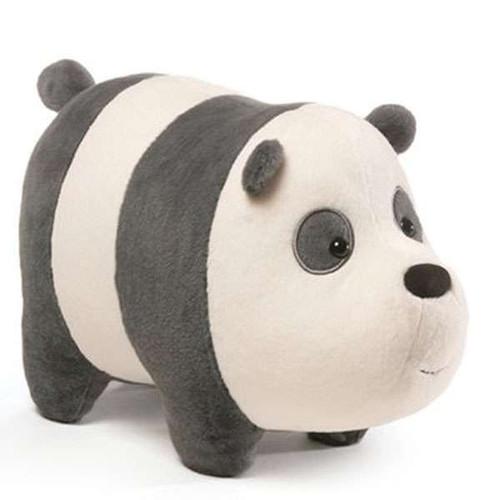 We Bare Bears Panda 12-Inch Plush [All Fours]