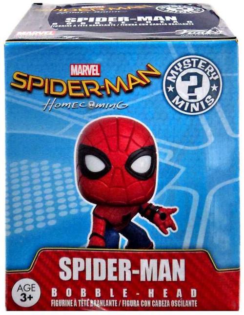 Funko Marvel Mystery Minis Spider-Man Exclusive Vinyl Bobble Head [Regular]