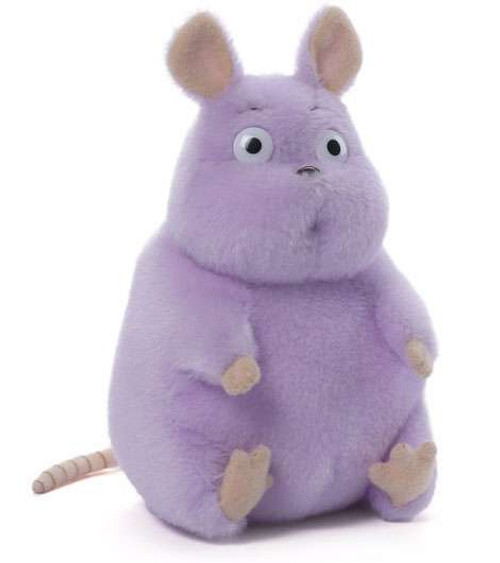 Studio Ghibli Spirited Away Boh Mouse 6-Inch Plush
