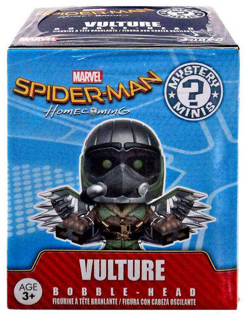 Funko Marvel Mystery Minis Vulture Exclusive Vinyl Bobble Head