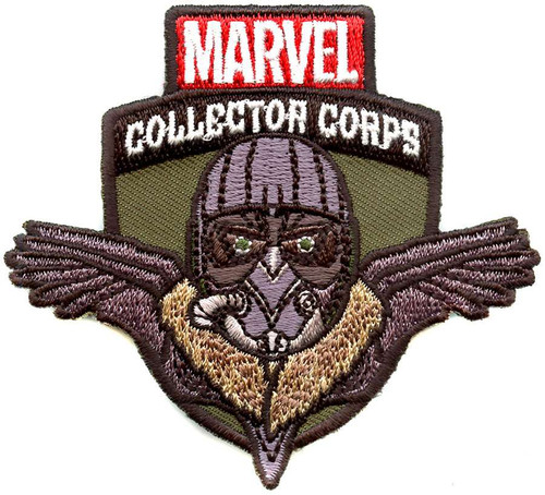 Funko Marvel Collector Corps Vulture Exclusive Patch