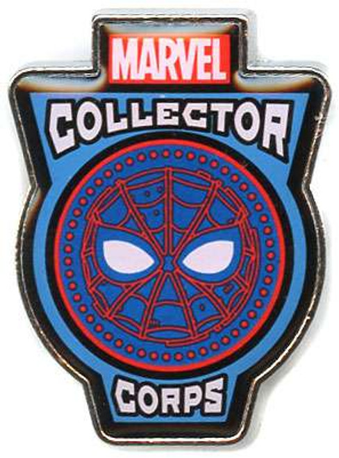 Funko Marvel Collector Corps Spider-Man Exclusive Pin
