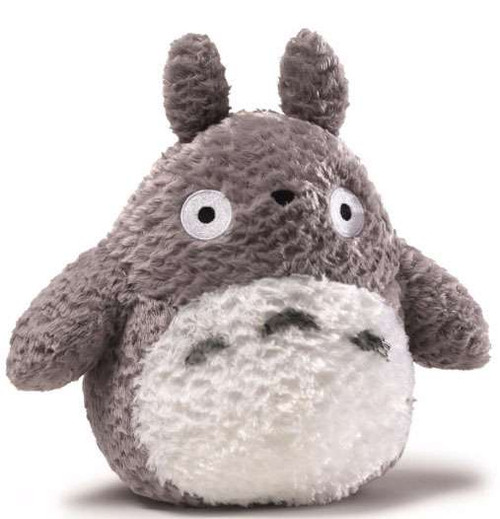 Studio Ghibli My Neighbor Totoro Totoro 9-Inch Plush [Gray]