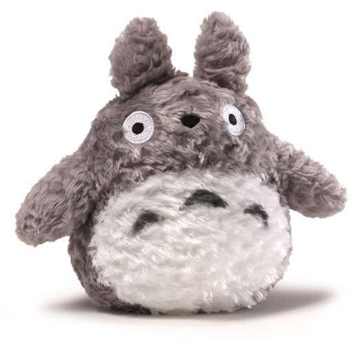 Studio Ghibli My Neighbor Totoro Totoro 6-Inch Plush [Gray]