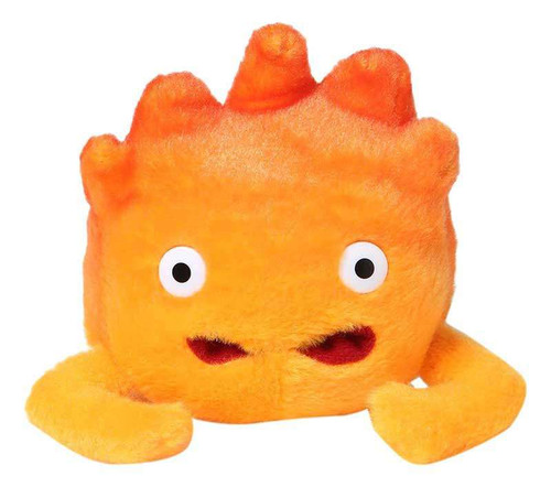 Studio Ghibli Howl's Moving Castle Calcifer 6-Inch Plush