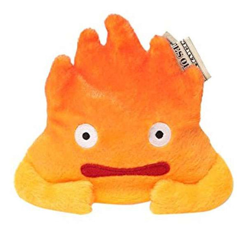 Studio Ghibli Howl's Moving Castle Calcifer Coin Purse