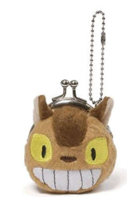 Studio Ghibli Totoro Cat Bus Mini Coin Purse