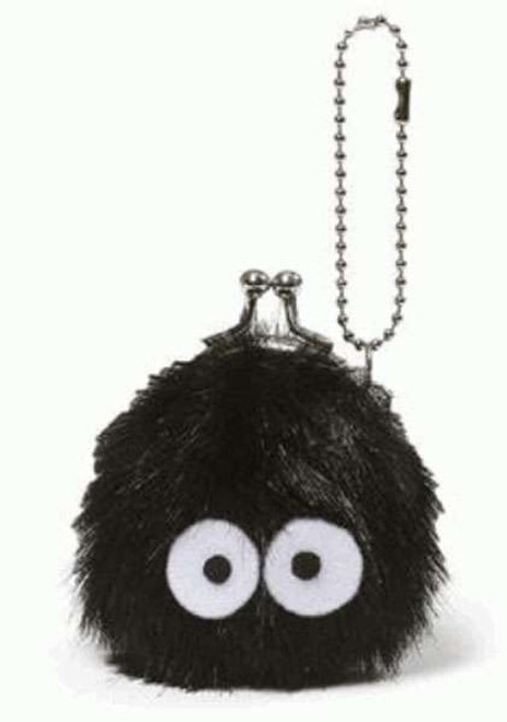 Studio Ghibli Spirited Away Soot Sprite Mini Coin Purse