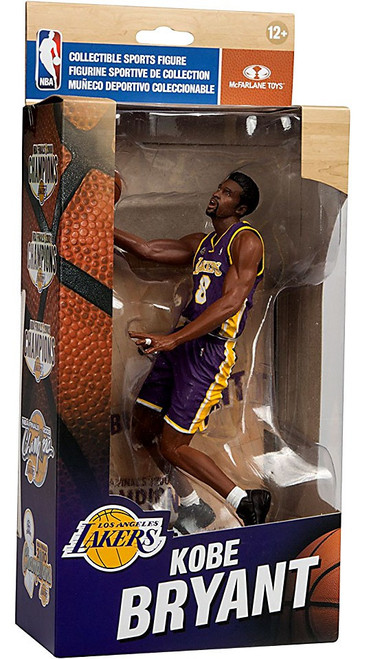 McFarlane Toys NBA Los Angeles Lakers Championship Series Kobe Bryant Action Figure [NBA Finals 2001]
