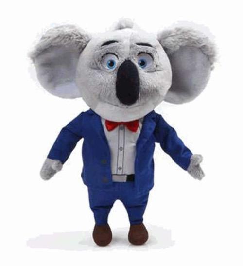 Sing Movie Buster Moon Koala Plush