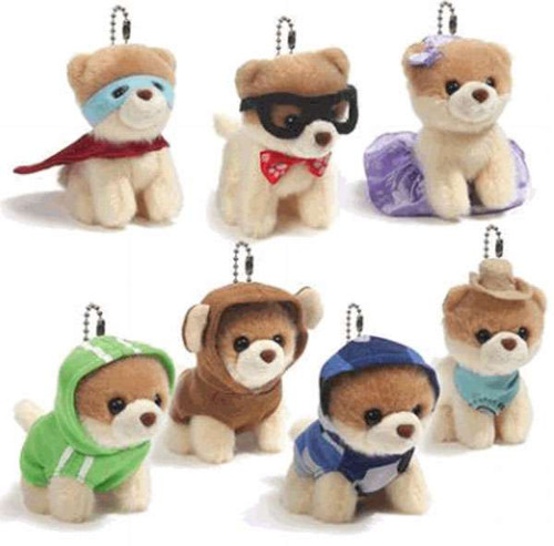 Boo Series 1 Mystery Pack [1 RANDOM Mini Plush]