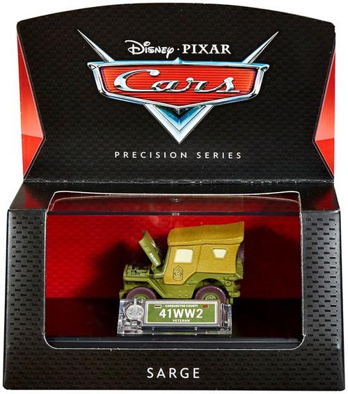 Disney / Pixar Cars Precision Series Sarge Diecast Car
