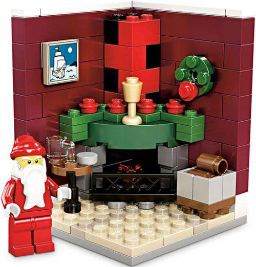 LEGO Exclusives Christmas Morning Exclusive Set #3300002 [Set 2, Damaged Package]